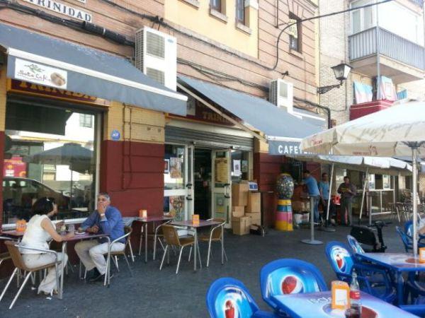 Bar Trinidad Sevilla